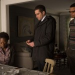 Viola Davis, Jake Gyllenhaal and Terrence Howard in Prisoners
