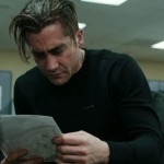 Jake Gyllenhall in the film Prisoners