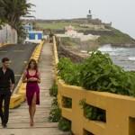 Justin Timberlake and Gemma Arterton in the movie Runner Runner