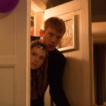 Domhnall Gleeson and Lydia Wilson go back in time in About Time