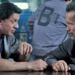 Stallone and Schwarzenegger hatch a ploy in Escape Plan