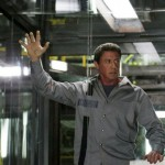 Sylvester Stallone in the movie Escape Plan