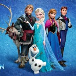 The characters from Disney's Frozen