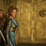 Natalie Portman and a much more interesting Rene Russo in Thor: The Dark World