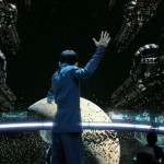 Hand-gesture controlled battle simulation in Ender's Game