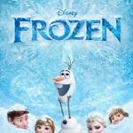 Frozen alternative movie poster