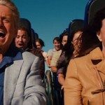 Michael Douglas and Mary Steenburgen in Last Vegas