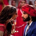Deepika and Ranveer in Ram Leela