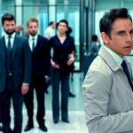 Ben Stiller daydreams in The Secret Life of Walter Mitty