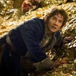 Martin Freeman as Bilbo in The Hobbit: The Desolation of Smaug