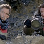 Ben Stiller and Sean Penn in The Secret Life of Walter Mitty