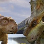 Patchi and Scowler in Walking With Dinosaurs 3D