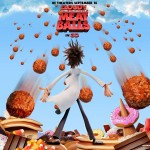 Alternative poster of Cloudy With A Chance of Meatballs 2