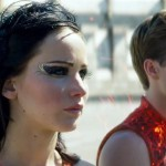 Bad make-up in The Hunger Games: Catching Fire