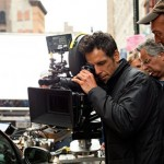 Actor Ben Stiller directs The Secret Life of Walter Mitty