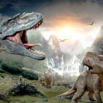 Walking With Dinosaurs 3D movie wallpaper