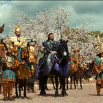 The takeover in 47 Ronin