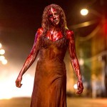 Chloe Grace Moretz in the film Carrie
