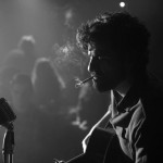 Oscar Isaac performs in Inside Llewyn Davis