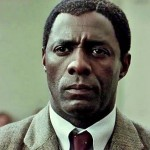 Actor Idris Elba in the movie Mandela: Long Walk To Freedom