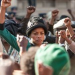 Naomie Harris as Winnie in Mandela: Long Walk To Freedom