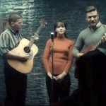 Stark Sands, Carey Mulligan and Justin Timberlake in Inside Llewyn Davis