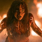 Carrie unleashes her fury in the film Carrie