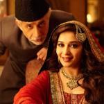 Naseeruddin Shah and Madhuri Dixit-Nene in Dedh Ishqiya