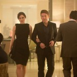 Keira Knightley as Cathy Muller and Kenneth Branagh as Viktor Cherevin in Jack Ryan: Shadow Recruit