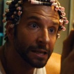 Bradley Cooper as FBI agent Richie DiMaso in American Hustle