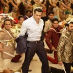 Actor Salman Khan takes it off in a dance in Jai Ho