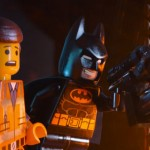 Emmet and Batman in The LEGO Movie