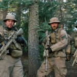 Taylor Kitsch, Mark Wahlberg, Ben Foster and Emile Hirsche in Lone Survivor