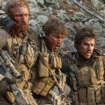 Ben Foster, Emile Hirsche and Mark Wahlberg in Lone Survivor