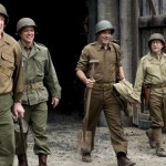 The men in The Monuments Men