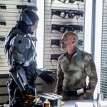 RoboCop and Maddox in RoboCop