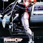 RoboCop original movie poster