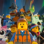 Fighting back in The LEGO Movie