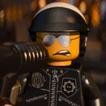 Bad Cop in The LEGO Movie
