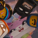 The gang in The LEGO Movie