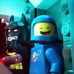 Batman and Benny in The LEGO Movie