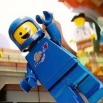 Spaceman Benny in The LEGO Movie