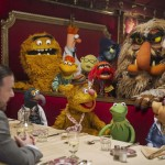 The gang in Muppets Most Wanted