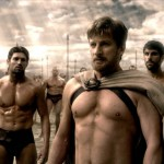 More well-muscled men in 300: Rise of an Empire