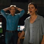 Paul Bettany and Rebecca Hall in Transcendence