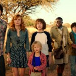 The gang on another farcical adventure in Blended