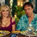 Jessica Lowe and Kevin Nealon in Blended