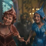 Imelda Staunton and Lesley Manville in Maleficent