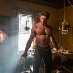 Hugh Jackman as the old Wolverine in X-Men Days of Future Past