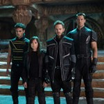 Future warriors in X-Men Days of Future Past